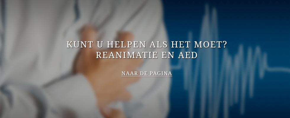 Reanimatie en AED